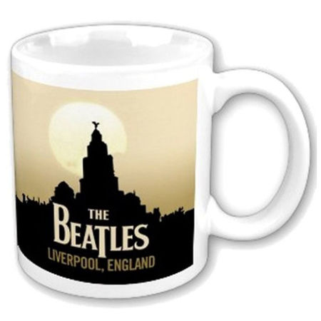 The Beatles: Liverpool Mug