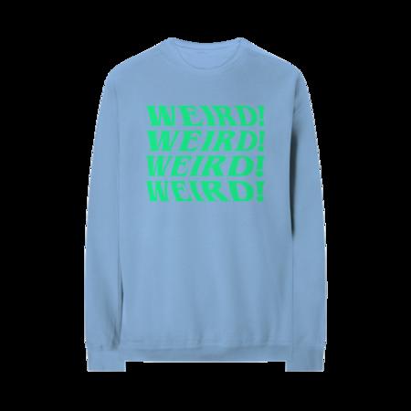 Yungblud: BLUE Weird! Crewneck