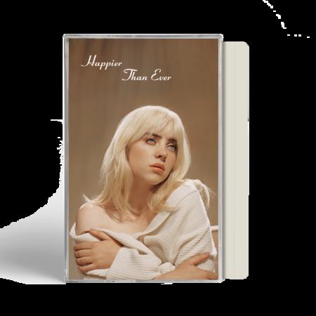 Billie Eilish: 'Happier Than Ever' Exclusive Magnolia Cassette