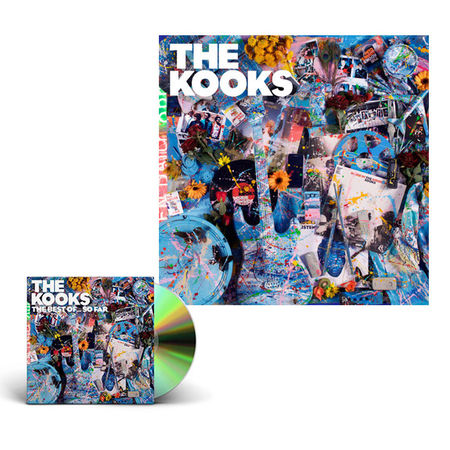 The Kooks: The Best Of… So Far Signed & Limited Edition Print