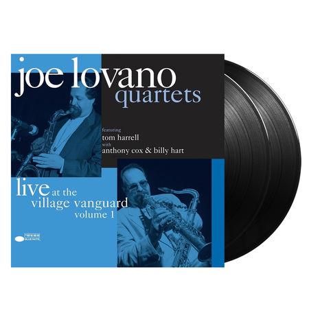 Joe Lovano: Quartets: Live At The Village Vanguard Vol. 2