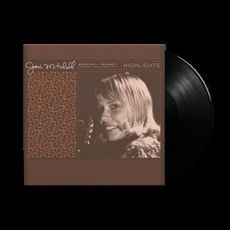 Joni Mitchell: Joni Mitchell Archives, Vol. 1: Vinyl LP