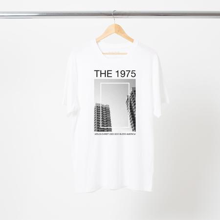 The 1975: JESUS CHRIST T-SHIRT