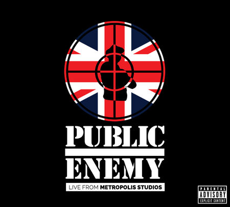Public Enemy: Live At Metropolis Studios: Deluxe Edition