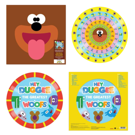 Hey Duggee: The Greatest Woofs (Picture Disc)