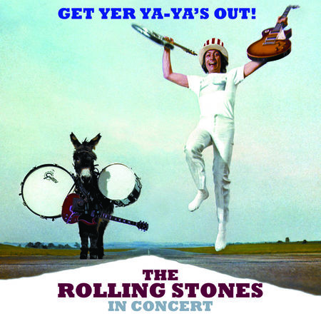 The Rolling Stones: Get Yer Ya-Ya's Out (40th Anniversary) (Super Deluxe 3CD + DVD + 3LP)