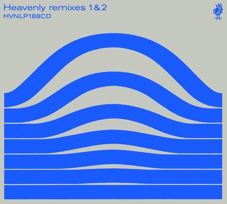 Various Artists: Heavenly Remixes 1 + 2: CD