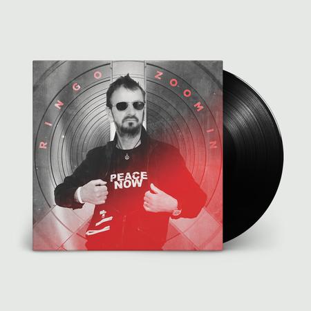 Ringo Starr: Zoom In: Black Vinyl