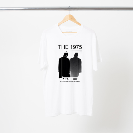The 1975: TOO SHY T-SHIRT