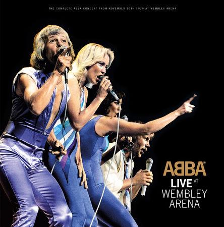 Abba: Live at Wembley Arena (3LP)