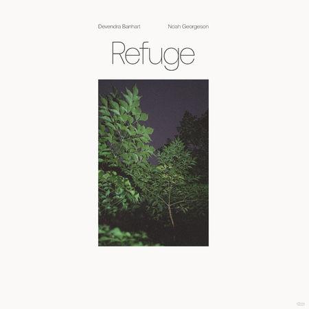 Devendra Banhart & Noah Georgeson: Refuge: CD