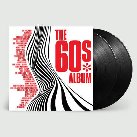 Various Artists: The 60s Album: Double Vinyl
