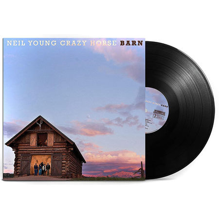 Neil Young & Crazy Horse: BARN: Vinyl Edition