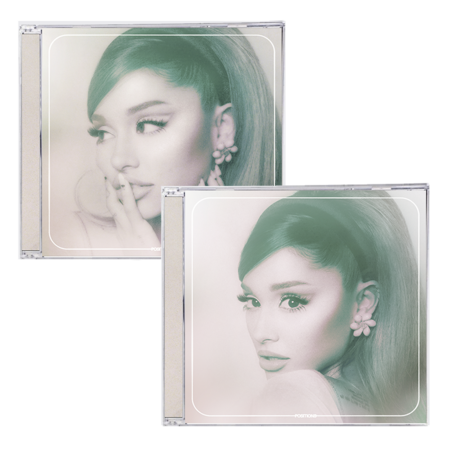 Ariana Grande: POSITIONS: STANDARD CD + EXCLUSIVE CD
