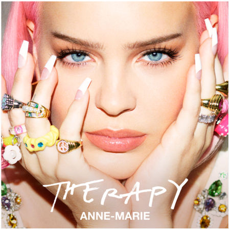 Anne-Marie: Therapy: Limited Edition Pink Vinyl