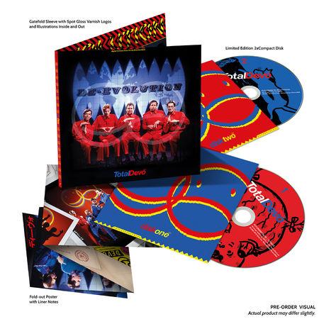 Devo: Total Devo (30th Anniversary Deluxe Edition)
