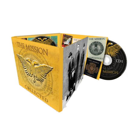 The Mission: Collected: 3CD