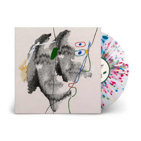 quickly, quickly : The Long and Short of It: Limited Edition Paint Splatter Vinyl LP
