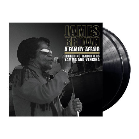 James Brown: Family Affair (2LP)