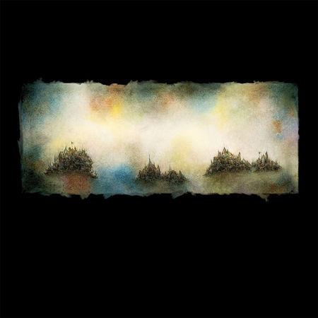 Eluvium: Pianoworks: Limited Edition Iridescent Mother Of Pearl Triple Vinyl LP