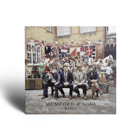 Mumford & Sons : Babel (Standard CD)