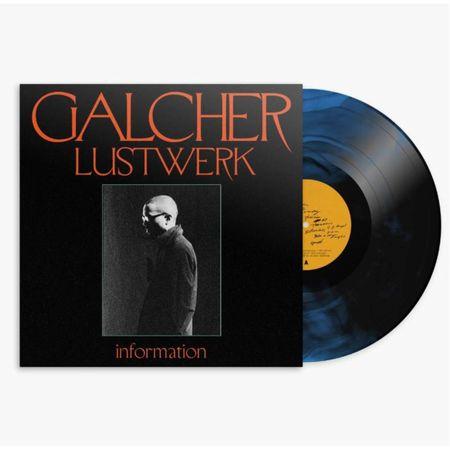 Galcher Lustwerk: Information: Limited Edition Blue Smoke Vinyl
