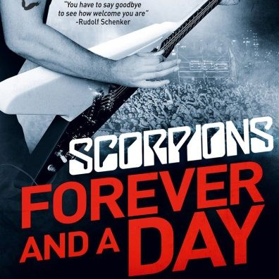 Scorpions: Forever & A Day:  Live In Munich 2012 (Blu-Ray)