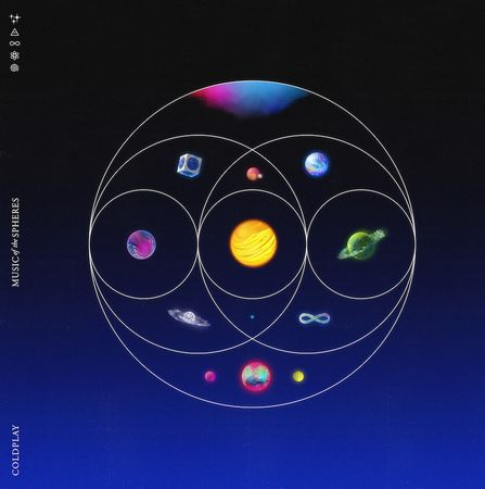 Coldplay: Music of the Spheres: CD