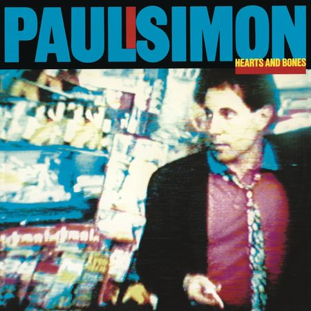 Paul Simon: Hearts and Bones: Vinyl LP