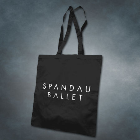 Spandau Ballet: 2018 Logo Tote Bag
