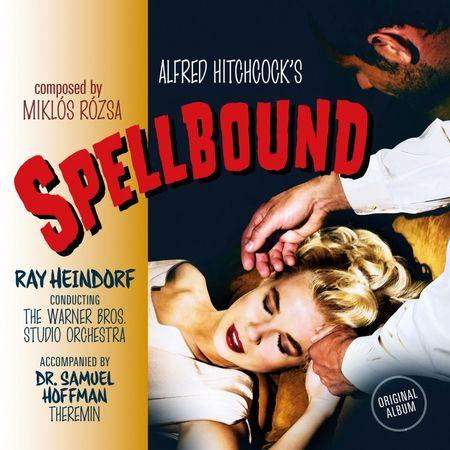 Original Soundtrack: Spellbound: Red Vinyl [RSD 2019]