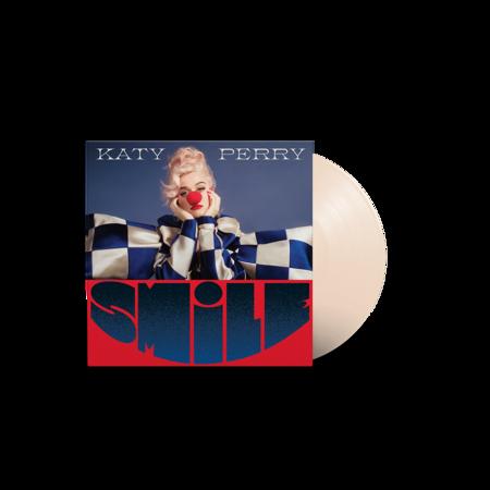 Katy Perry: Smile: Vinyl + Signed Artcard