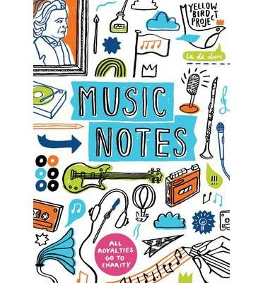 Chronicle Books: Music Notes: A Journal