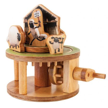 Shaun the Sheep: Flock Roundabout Timber Kits