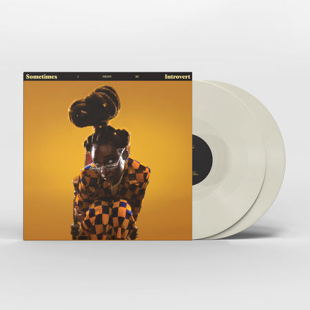 Little Simz: Sometimes I Might Be Introvert: Limited Edition Milky Vinyl