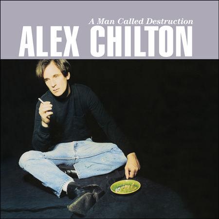 Alex Chilton: A Man Called Destruction: Translucent Blue Vinyl
