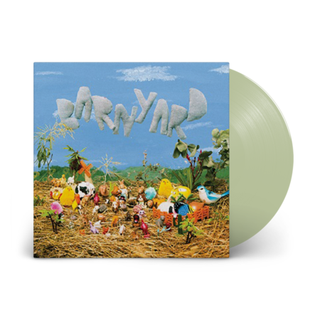 Good Morning: Barnyard: Seafoam Colour Vinyl LP