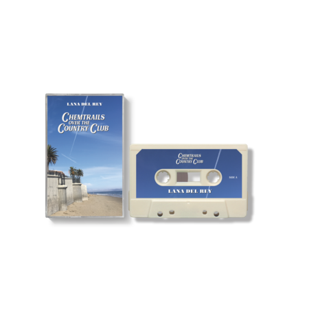 Lana Del Rey: Chemtrails Over The Country Club Cassette #3