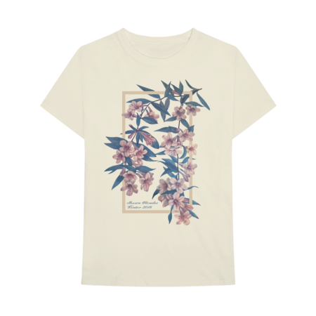 Shawn Mendes: Winter Floral T-Shirt - S