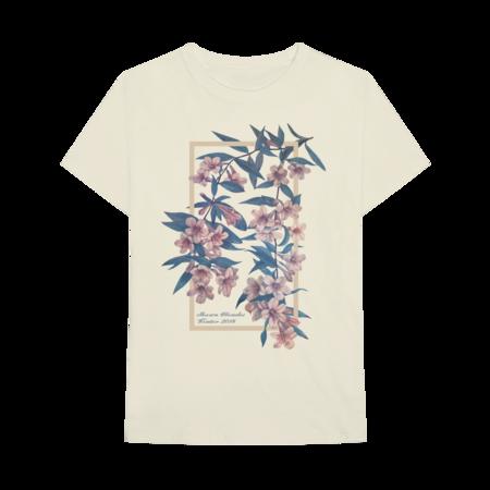 Shawn Mendes: Winter Floral T-Shirt - XL