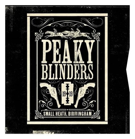 Various Artists: Peaky Blinders (3LP)