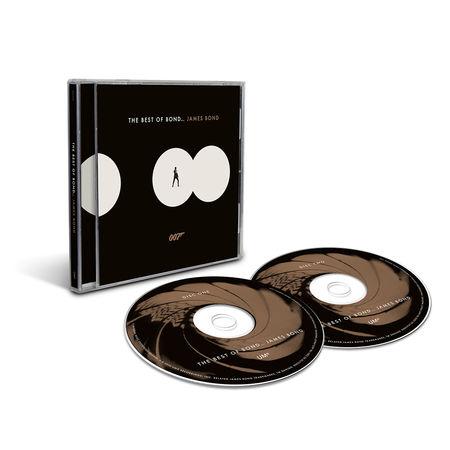 Various Artists: The Best Of Bond… James Bond 2CD
