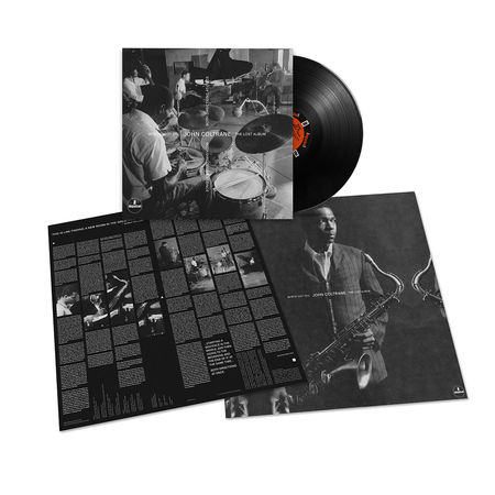 John Coltrane: Both Directions At Once: The Lost Album