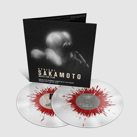 Ryuichi Sakamoto: Music For Film: Limited Edition Splatter Vinyl