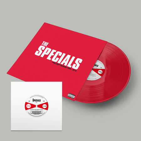 The Specials: Protest Songs 1924-2012 Exclusive Red 12