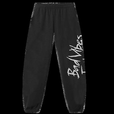 XXXtentacion: Bad Vibes Forever Black Sweatpants