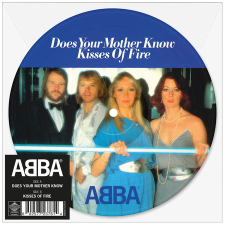 Abba: Does Your Mother Know 7