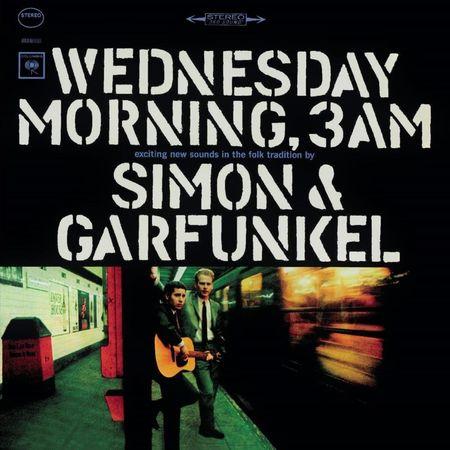 Simon & Garfunkel: Wednesday Morning, 3 A.M.: Vinyl LP