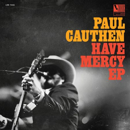 Paul Cauthen: Have Mercy: Red Vinyl LP