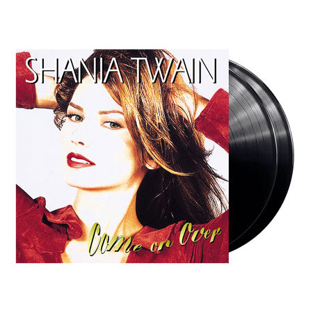 Shania Twain: Come On Over (2LP)